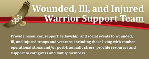 Wounded, Ill and Injured Warrior Support Team